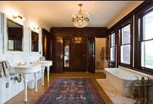 Traditional Bathroom Design Ideas / Design ideas for traditional and period style bathrooms