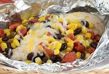 Grilling Recipes / Great grilling recipes that won't stick to your grate when they're done, thanks to help from PAM.