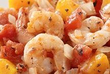 Fish and Seafood Recipes / Easy seafood recipes with easy cleanup, thanks to the no-stick help of PAM.