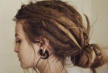 Dreads / #cheveux #hair #dread #dreadlocks #locks #hippie