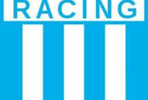 Racing Club my Soccer Team. The Imperial Guard Supporters. / Have you ever seen something like this?