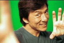 Jackie Chan / by Beata