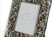 Cadouri Rame Foto Argint / Aceasta este o colectie deosebita de rame foto din argint sau argintate