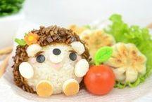 Japanese Food. / Japonların yaptığı geleneksel yemekler ve Bento kutuları!