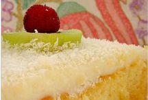 Kek ve Pasta / dümdüz...Kek