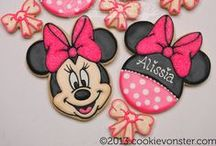 3rd Birthday Minnie Mouse (Mimmie Muis) / Birthday Ideas for a Red Minnie Mouse Party