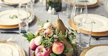 The Holidays / Holiday inspiration for your home and gatherings!