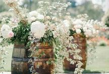 Rustic Weddings / Planning a rustic country wedding, then this board will inspire you!