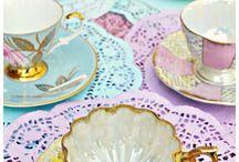 - Tea Party -