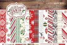 Dear Santa collection / PHOTOPLAY Christmas Collection by Michelle Coleman