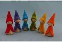 Kits Couture Miniature / Kits couture pour créer de tout-petits personnages. A découvrir sur notre boutique en ligne.