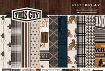 This Guy by Traci Smith / This Guy collection by Traci Smith from Photo Play Paper