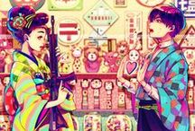 ♥ Aki Akane ♥ / @_akiakane ♥♥