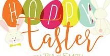 Hoppy Easter Collection by Traci Smith
