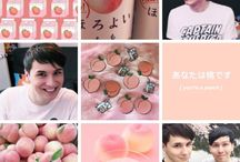 Dan And Phil Aesthetic / And Other Pastel-y Aesthetics