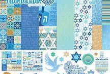 Happy Hanukkah by Becky Fleck