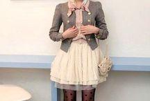 My style! / by Bella Feriante