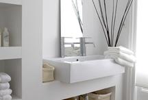 Badeværelsesidéer / Ideer til renovering af badeværelser!