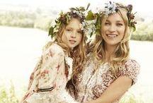 Inspiration || Motherhood / Celebrating stylish mother's everywhere...