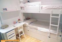 Habitaciones Infantiles / Habitaciones infantiles a medida .