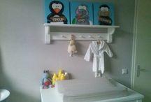 Kinderkamer / Leuke dingen voor in de babykamer of kinderkamer