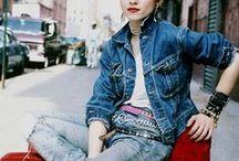 Inspiration || '80s Fashion