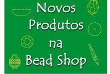 E-mail Marketing Bead Shop / Newsletters da Bead Shop com divulgação de produtos, promoções, aplicações, novidades sobre os cristais e pedrarias comercializados no e-commerce: www.beadshop.com.br