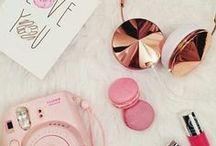Kawaii:  Pink. / All things pink.
