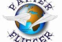 Papierflieger / Größte Private Papierflieger Sammlung