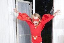 Kids || Halloween Ideas / Costumes, dessets, party favors, decor + more