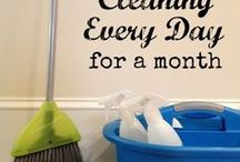 Kawaii:  Cleaning. / Tips for cleaning