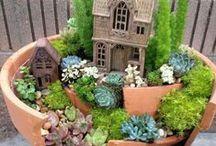 Fairy Garden / Cutest Fairy Graden IdeA