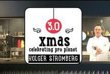 X-Mas 3.0 -- Holger Stromberg / Unser Gastgeber ist Holger Stromberg, Koch der Nationalmannschaft und kulinarischer Tausendsassa. Hier gibt es ein bisschen mehr über ihn.