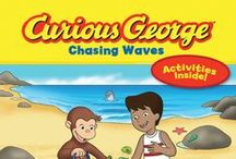 Curious George Books / Curious George books that we carry in store and online @thecuriousgeorgestore.com