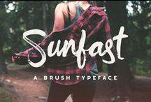 ✖ typography