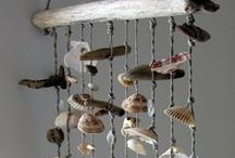 Bird Feeders & Wind Chimes / by Pearl Nelson