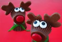 Christmas / #Christmas #crafts, ideas, games,etc from the #preschool to the old school! Something for the entire family