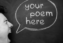 """Poetry / """"There is no money in poetry, but there is no poetry in money either."""" -- Robert Graves"""