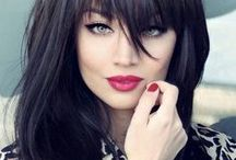 Длинные волосы // Long Hair Styles / Записаться на процедуру наращивания волос можно по телефону +7 499 390-80-40 (Москва)