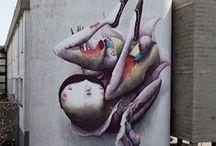 street art/graffiti love