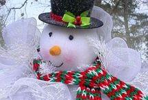 Snowmen... / by JLynn