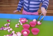 Fine Motor Skill Activities / Developing fine motor skills in children.