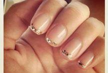 "nail art / Because it's so fun ""nailing"" a new look every week..."