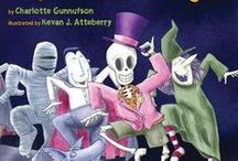 """Halloween Books for Children & Youth / Looking for your next """"spooktacular"""" read? Check out these titles for a guaranteed  scare!"""