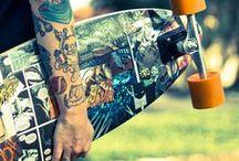 skate art / by yume villena