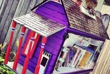 "Book Trading Post / Focusing on literacy, advocating for a life-long appreciation of reading and books, and the idea of building community, are the main goals of the book trading posts. The idea of this project, inspired by Little Free Libraries, is to ""take a book, leave a book"". Individuals of all ages are encouraged to participate in this community building initiative. Book trading posts are coming soon to both the Sioux Narrows and Nestor Falls community (first of its kind in the northern Ontario region)!"