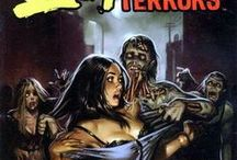 horror comic cover