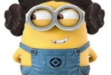 3D Printed Minions / www.likefigures.com
