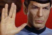 Star Trek / Star Trek--one of the best TV shows of all time and certainly the best science fiction television franchise.