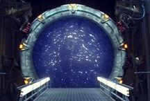 Stargate / Keep calm and dial the stargate.